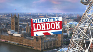 £10 Off Bookings Over £101 at Discount London