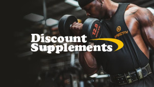 Enjoy 25% Off the Ultimate Gym Bundle at Discount Supplements
