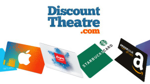 £10 Gift Card with Orders Over £75 at Discount Theatre