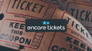50% Off January Sale at Encore Tickets
