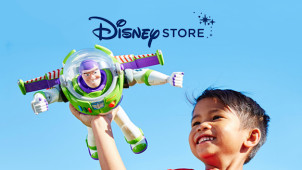 15% Off Orders at the Disney Store
