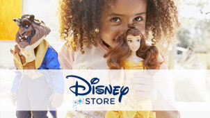 Free Delivery on Orders Over £50 at Disney Store