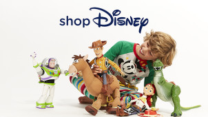 Up to 50% Off in the Mid-Season Sale Plus get a £5 Gift Card with Orders Over £35 at shopDisney