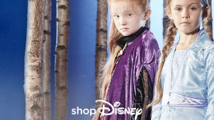 £5 Gift Card with Orders Over £35 at shopDisney