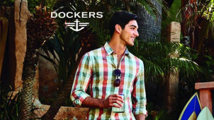 30% Off Orders in the Black Friday Event at Dockers