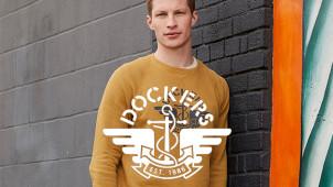 Bekijk de nieuwe Collectie van Dockers