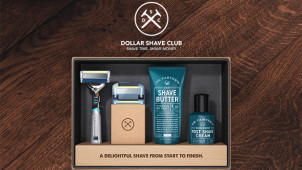 £7 Off! Get £12 of Shaving Supplies for Only £5 at Dollar Shave Club