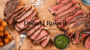 £7 Off Orders Over £70 at Donald Russell
