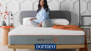 10% Off Orders Over £300 at Dormeo