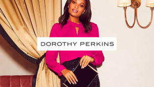 10% Off First Orders with Newsletter Sign-ups with this Dorothy Perkins Discount Code
