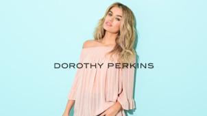 -15% de réduction en s'inscrivant à la newsletter chez Dorothy Perkins