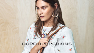 15% Off Orders with Newsletter Sign Ups at Dorothy Perkins