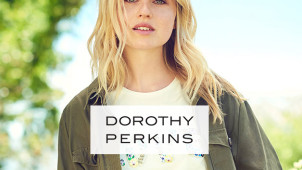 20% Off Easy Style Updates at Dorothy Perkins