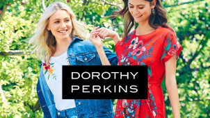 10% Off First Orders with Newsletter Sign-ups at Dorothy Perkins