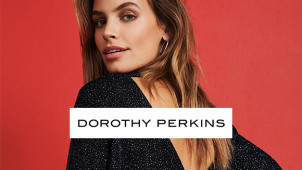 15% Off Orders with Newsletter Sign-ups at Dorothy Perkins