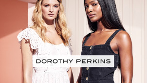 Up to 30% Off Selected Lines in the Spring Event at Dorothy Perkins