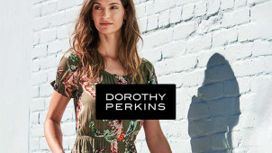 Up to 40% Off Orders at Dorothy Perkins
