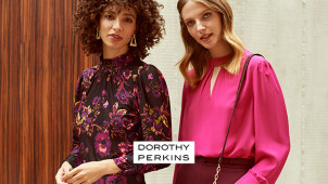 15% Off Orders at Dorothy Perkins