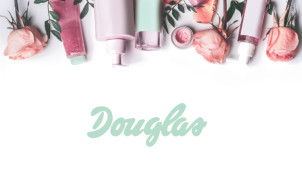 Sleva na vybrané produkty až -35% od Douglas.cz
