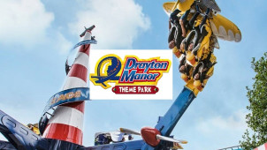 Entry for 4 People for £80 at Drayton Manor
