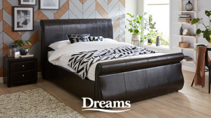 Up to 50% Off in the Spring Sale at Dreams Beds