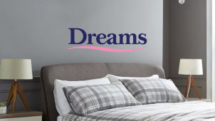 £25 Gift Card of Your Choice with Orders Over £450 at Dreams Beds
