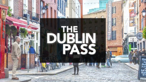 15% Off 5-Day and 5% Off 3-Day Passes at Dublin Pass