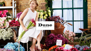 £5 Gift Card with Orders Over £100 at Dune
