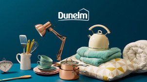 Get 30% Off Selected Homeware Plus Free Delivery on Orders Over £49 at Dunelm