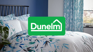 Up to 50% Off in the Spring Sale at Dunelm