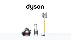 £220 Off Selected Uprights and Cylinder Vacuums at Dyson
