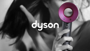 €30 Korting + gratis limited edition opbergdoos bij aankoop van de Dyson Supersonic haardroger!