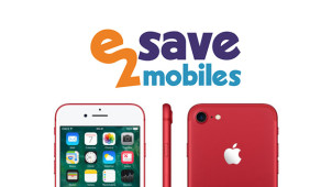 £10 Off Selected Smartphones with an Upfront Cost at e2save
