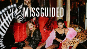 £15 Off Orders Over £65 at Missguided