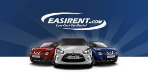 10% Off Bookings with Easirent