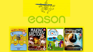 School Essentials from €1.99 at Eason School Books