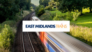 30% Off Tickets with Selected Railcards at East Midlands Trains