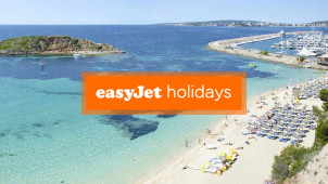 Extra £10 Off Holidays with Price Match at easyJet Holidays