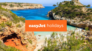 £25 Gift Card with Upfront Bookings Over £850 at easyJet Holidays