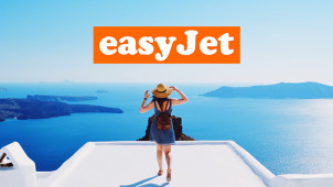 Flights from Just £19.99 at easyjet flights