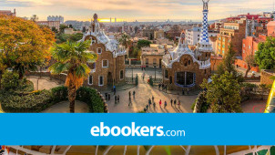 £20 Off Selected Activity Bookings Over £100 at ebookers