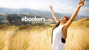 15% Off Selected Hotels at ebookers.ie