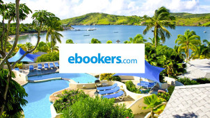 Save an Extra £120 on Select Flight+Hotel Deals Over £1000 at ebookers