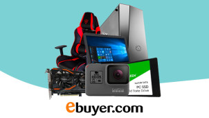 £10 Gift Card with Orders Over £400 at Ebuyer