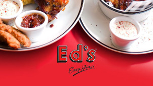 50% Off Food at Selected Locations at Ed's Easy Diner