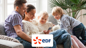£60 Gift Card with Combined Gas & Electricity Tariff Sign Ups at EDF Energy
