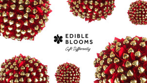 Save $5 on Your First Order at Edible Blooms when You Sign Up to the Newsletter!