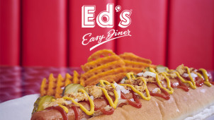 Students 30% Off Food at Ed's Easy Diner