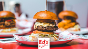 30% Off Breakfast and Mains at Ed's Easy Diner