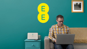 Fibre Broadband from £26 a Month with Free Set up at EE Broadband